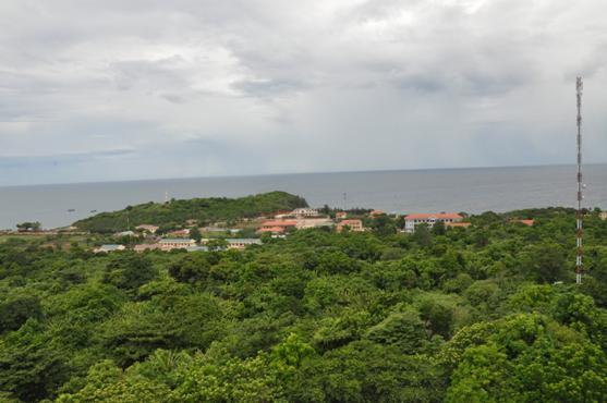 Huyện đảo Cồn Cỏ ngày nay