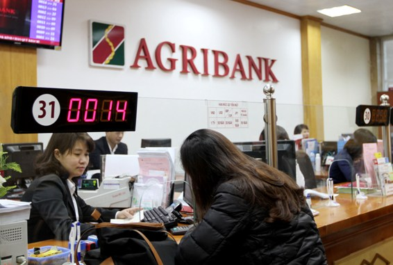 Giao dịch tại Agribank
