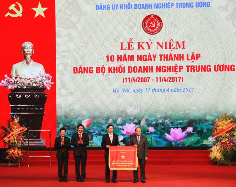 Đồng chí Nguyễn Xuân Phúc - Ủy viên Bộ Chính trị,